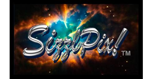SizzlPix logo